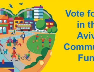 Please Vote for WHCS in The Aviva Community Fund!