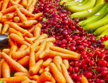 Add Some Colour to your Diet, Wirral Holistic Care Services, Healthy Eating