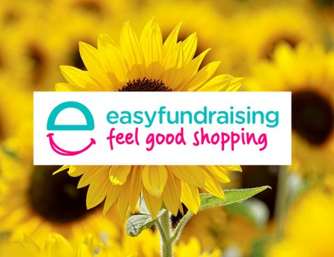 Turn your shopping habit into a good deed with Easy Fundraising